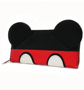Loungefly Mickey Mouse Suit Ears Wallet Purse