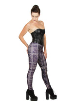Dark @ Heart Tarot Leggings
