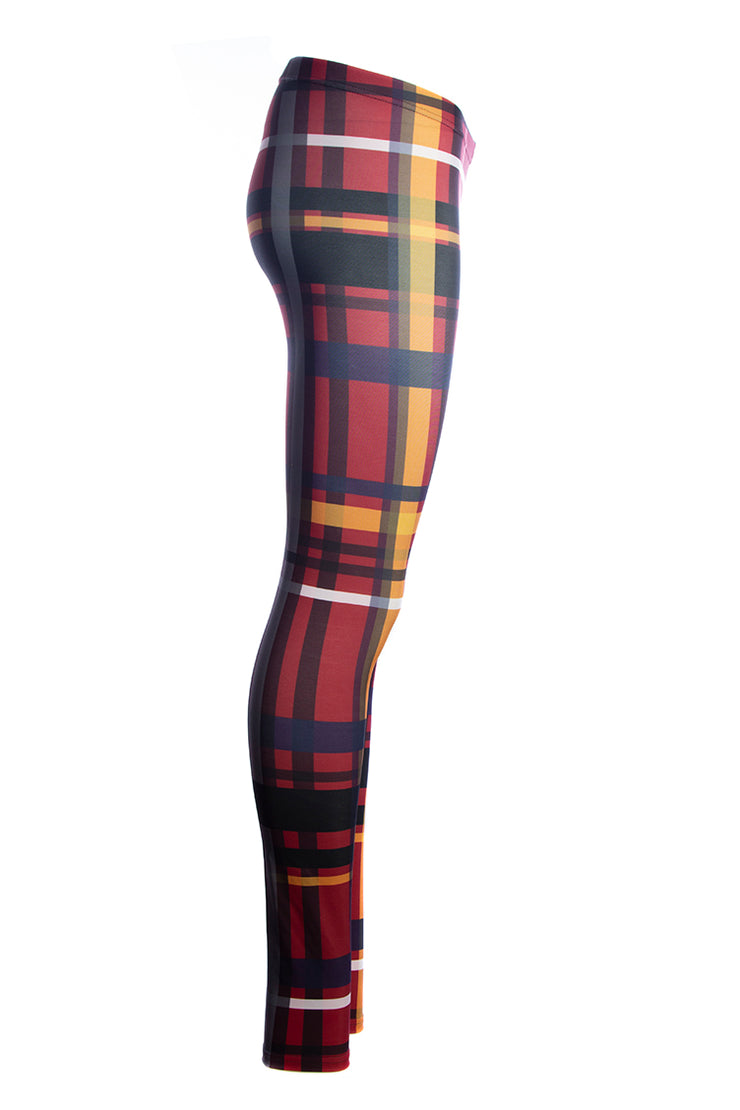 TOASTY Official WILD BANGARANG Christmas Tartan Leggings