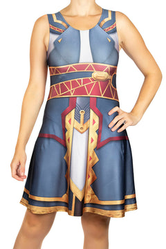 Magic The Gathering Teferi Skater Dress