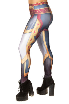 Magic The Gathering Teferi Leggings