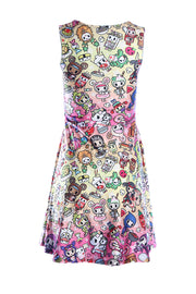 Official Tokidoki Cravings Skater Dress