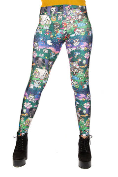 Tokidoki Camp Toki Leggings