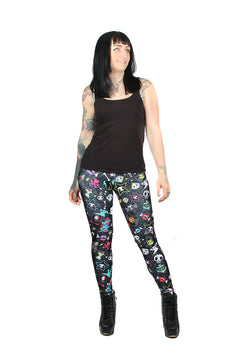 Tokidoki Punk Leggings