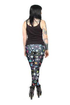 Tokidoki Punk TOASTY Leggings