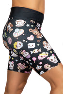 Tokidoki Donutella Shorts