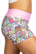 Tokidoki Pop Shorts