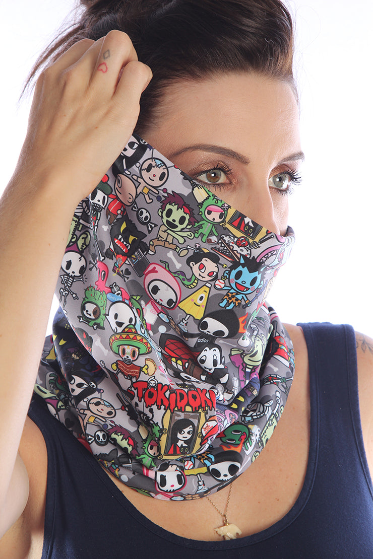 Official Tokidoki Halloween Snood