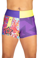 Bayley WWE Shorts