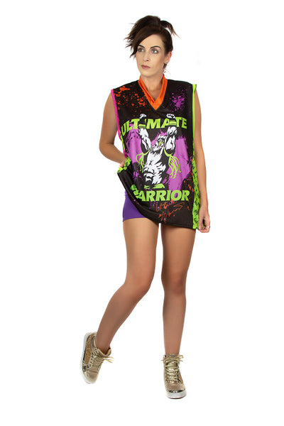 Ultimate Warrior WWE Slamarang Tank Top