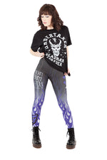 WWE The Undertaker Leggings