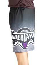 WWE Undertaker Basketball Slamarang Shorts