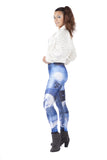 UK Leggings Unicorn Anne Stokes