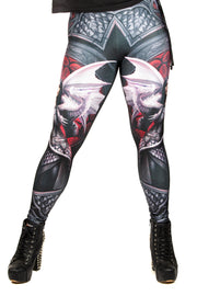 Official Anne Stokes Valour Leggings