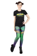 Wrestlemania Leggings