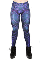 WARLOCK Armour Leggings - Wild Bangarang