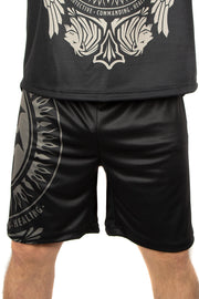 Official Magic:The Gathering MTG WHITE Mana Shorts