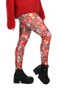 KIDS Tokidoki Christmas Cracker Leggings