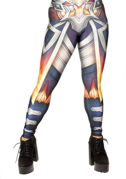 Guild Wars 2 Flamekissed Armour TOASTY Leggings