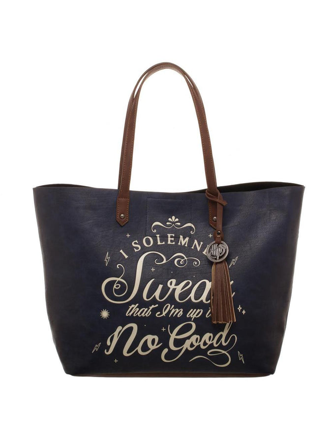 Harry Potter I Solemnly Swear I'm Up To No Good Tote Bag