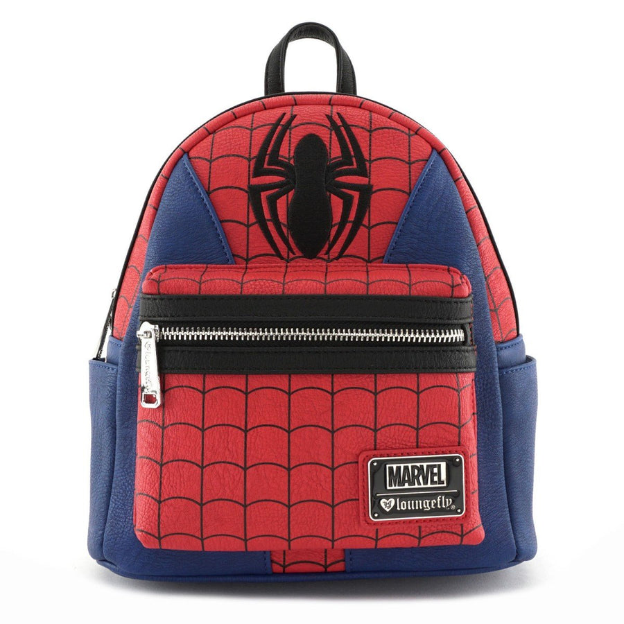 Loungefly Marvel Spider-Man Mini Backpack Bag