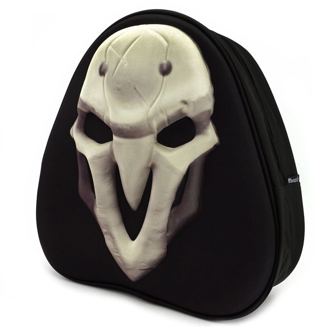 df5ec2c3b0e Loungefly Blizzard Overwatch Reaper 3D Moulded Backpack Bag