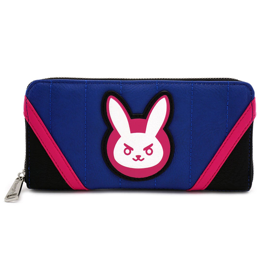 Overwatch D.VA Zip Around Purse
