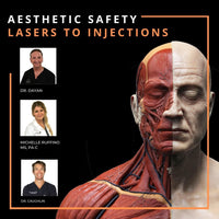Aesthetics Safety: From Lasers to Injections