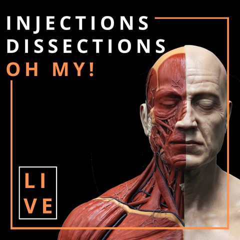 Dissections & Injections oh my!