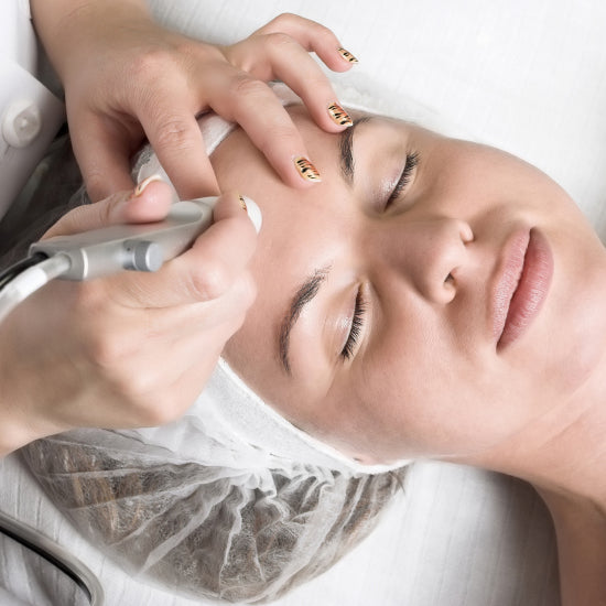 HYDRADERMABRASION & MICROCURRENT