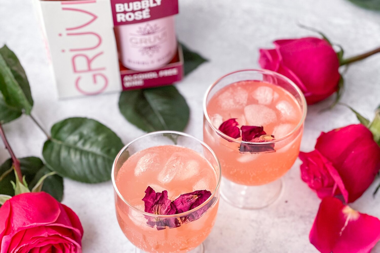 3 Simple Valentine's Day Mocktails To Try