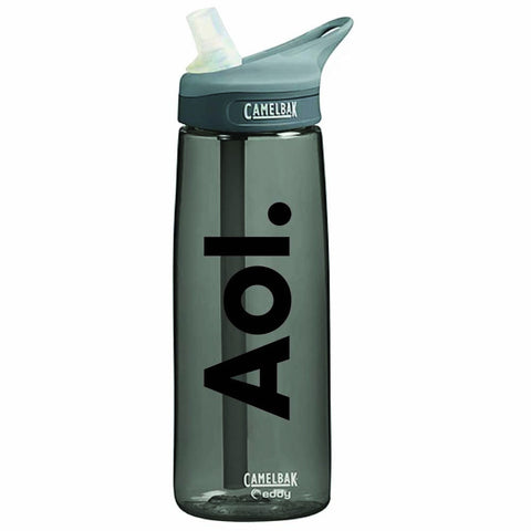Aol. .75L Camelbak eddy Water Bottle