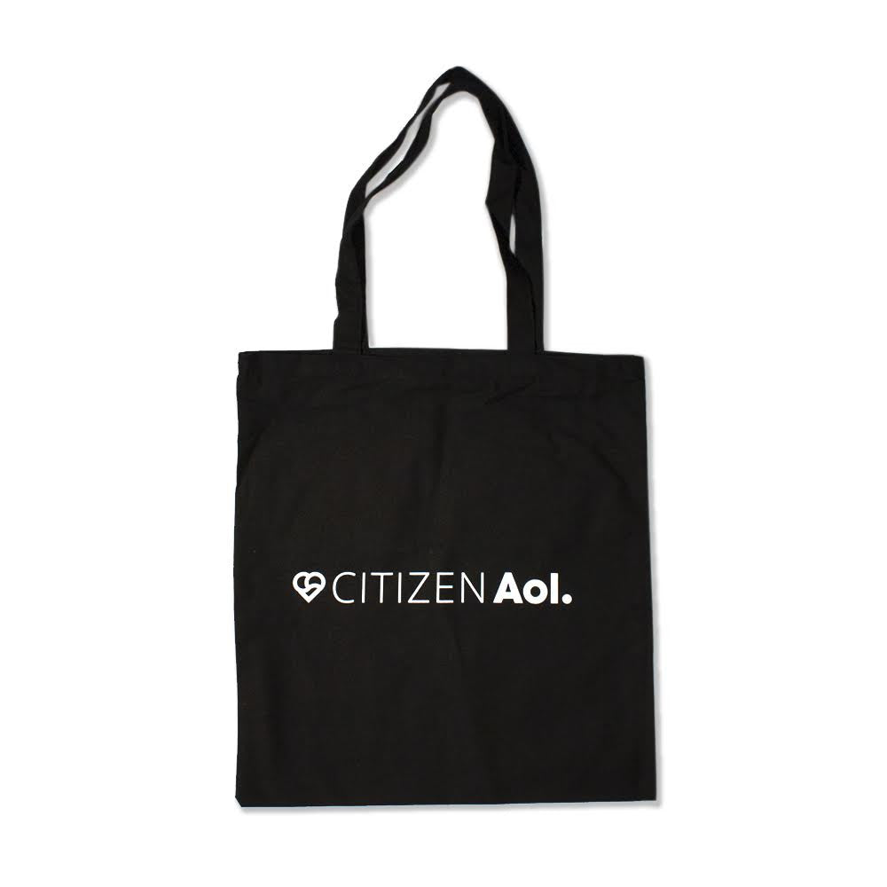 Citizen AOL Tote