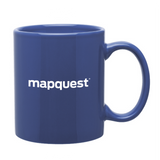MapQuest Mug