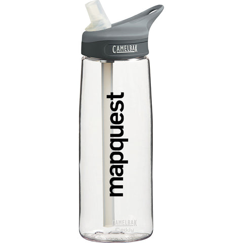 MapQuest .75L Camelbak eddy Water Bottle