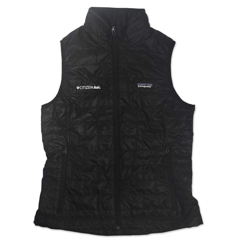 Citizen AOL Patagonia Puff Vest - Women