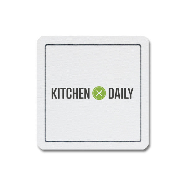 Kitchen Daily Coasters