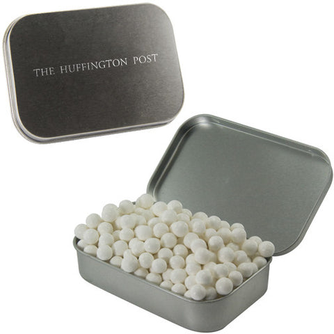 The Huffington Post mint tins