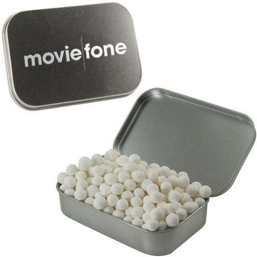 Moviefone mint tins