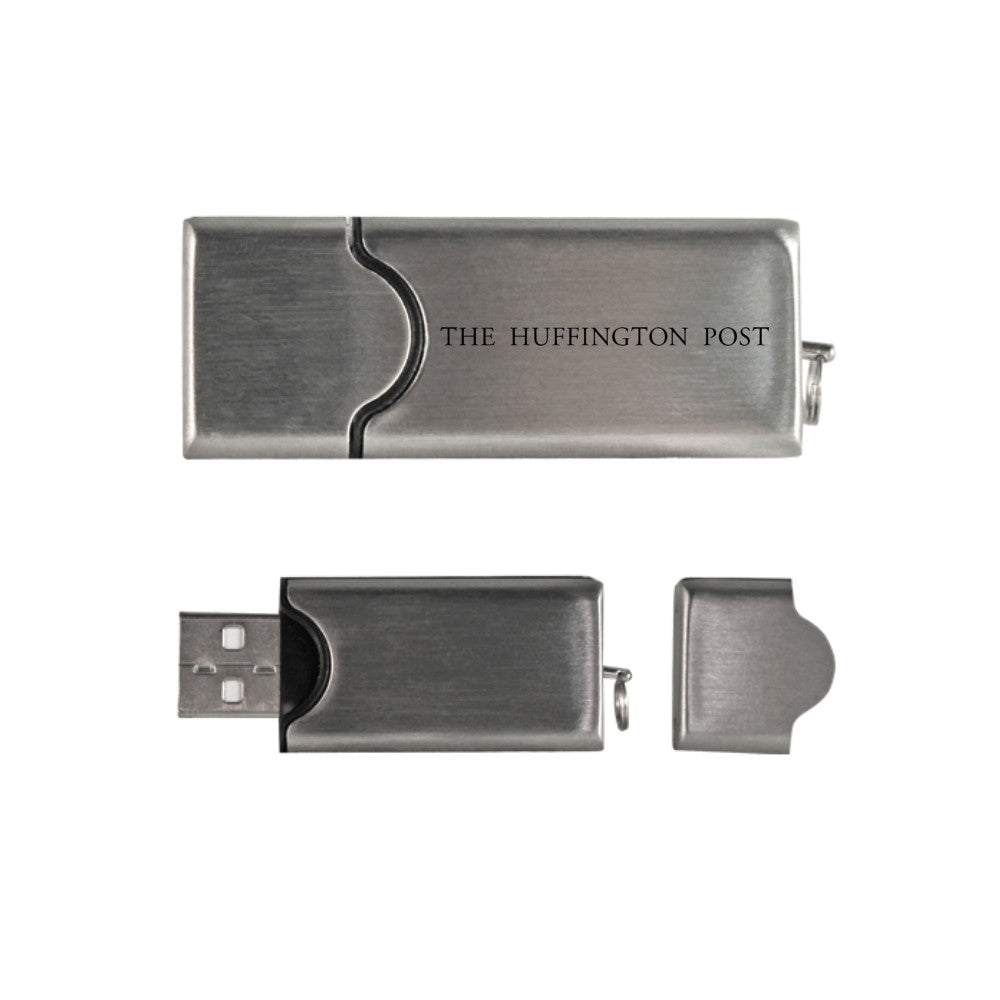 The Huffington Post USB drive