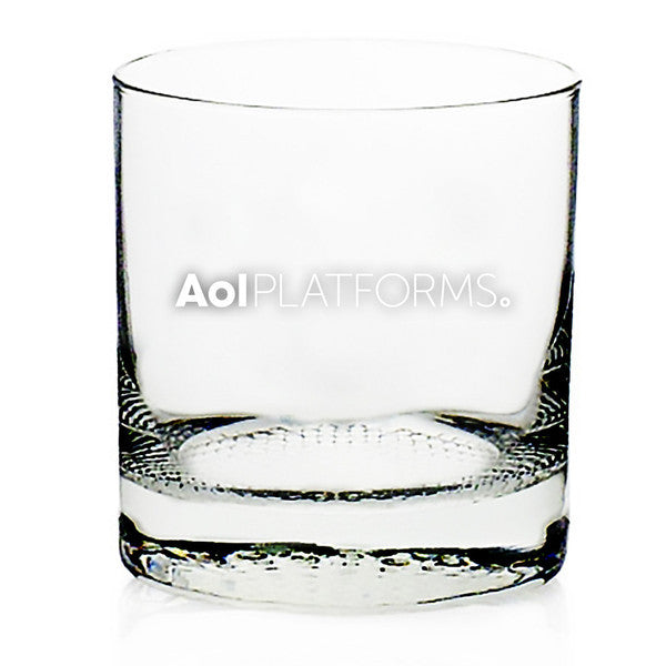 Aol Platforms 11 oz. Whiskey Glass