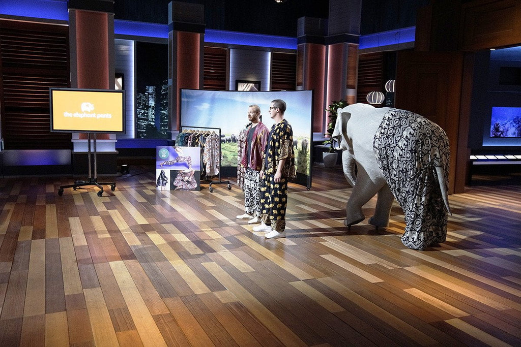 The Elephants Pants Will Be On Shark Tank 2/24/17!!!!!!!