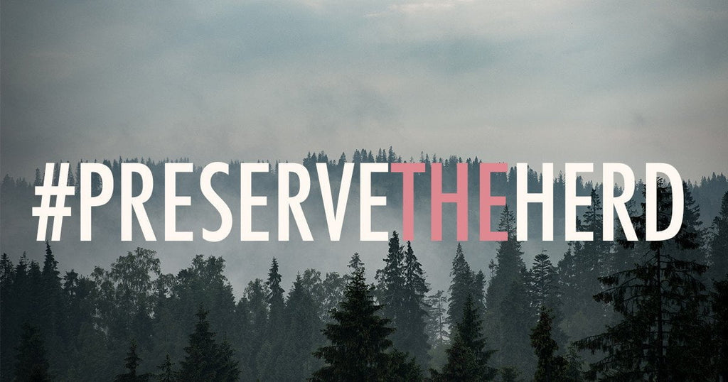 #PreserveTheHerd : Help Us Plant Some Trees This Earth Day!