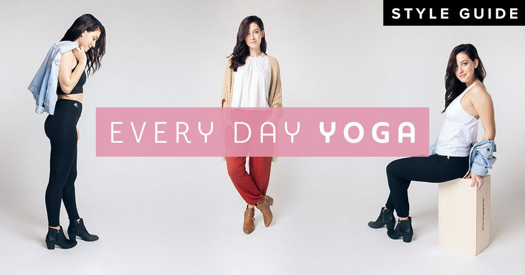 Every Day Yoga Style