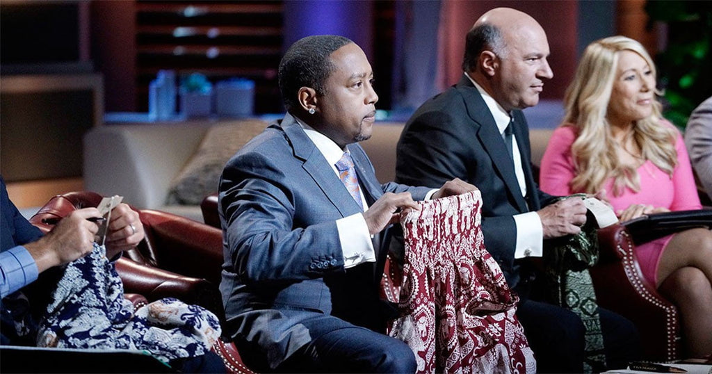 In Case You Missed It : The Elephant Pants On Shark Tank
