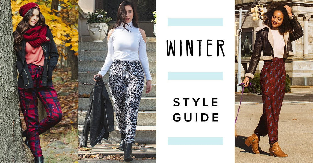 Winter Style Guide