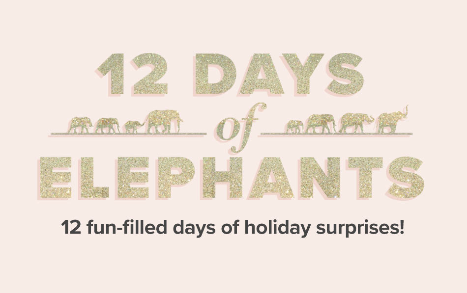 12 Days of Elephants - Header