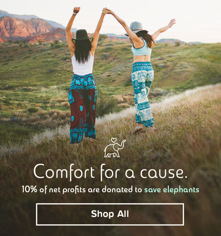 Comfort for a cause. Shop All