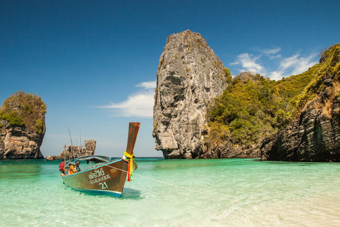 phi phi island, ten, must see, most beautiful, thailand