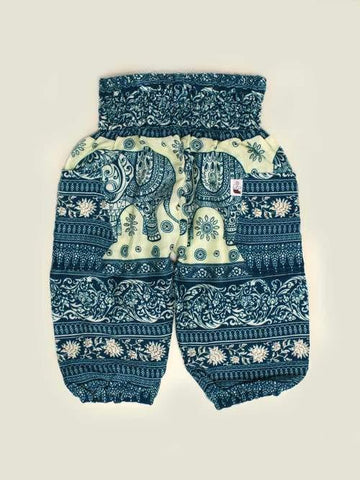 Kids Balarama Harem Pants - The Elephant Pants